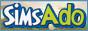 Bannière du site SimsAdo